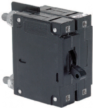 BEP IUL MAGNETIC CIRCUIT BREAKER 60A DOUBLE POLE